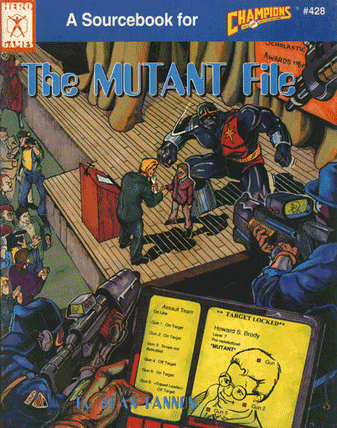 The Mutant File