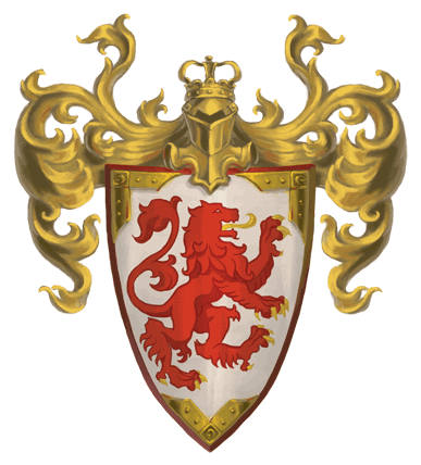 Seventh Sea Highland Marches Coat of Arms